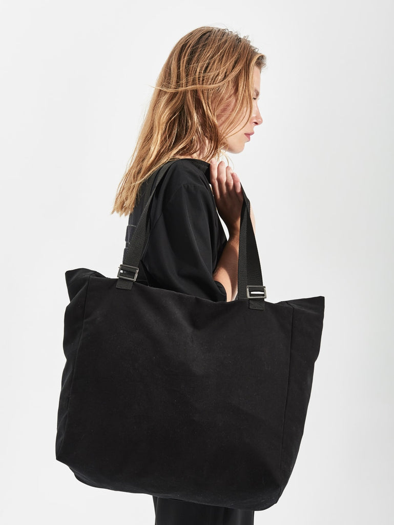 Filip Roth Black Tote Bag