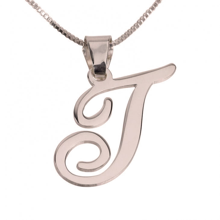 Classic Initial Necklace