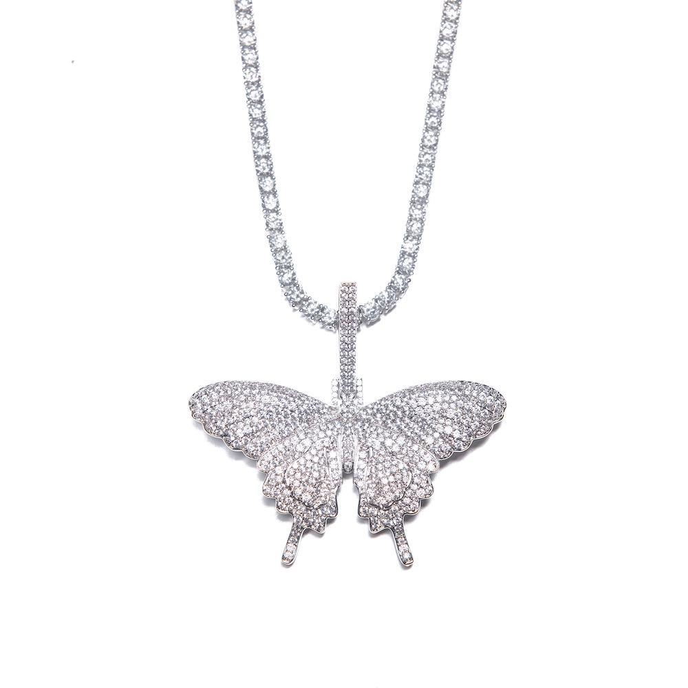 Icy Butterfly Chain
