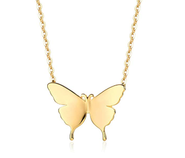 Butterfly Grace Necklace