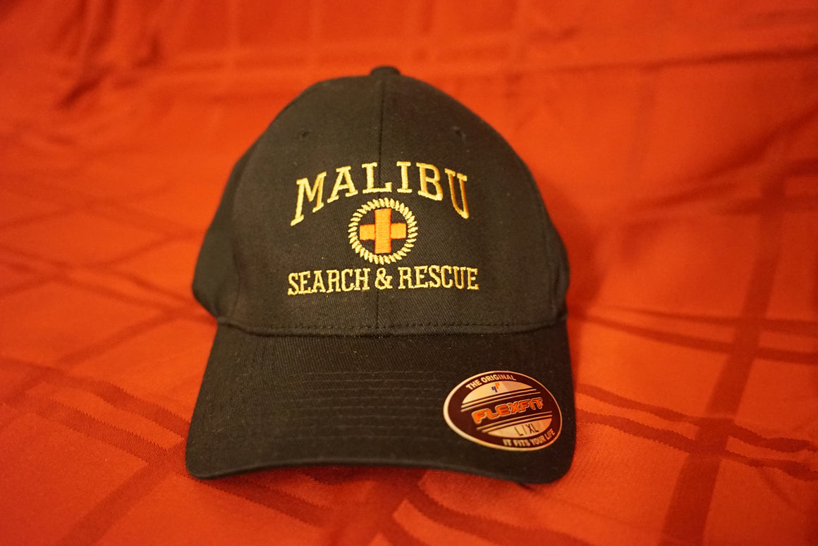 Malibu Search and Rescue Hat- Flex Fit