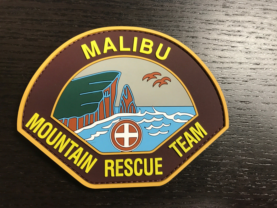 Original MMRT - Malibu Mountain Rescue Team