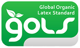 Global Organic Latex Standard (GOLS) Certified