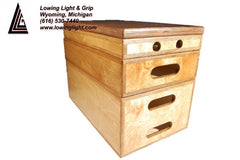 Lowing Products Apple Boxes