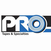 "P-665 Spike Tape 1/2"" Red"