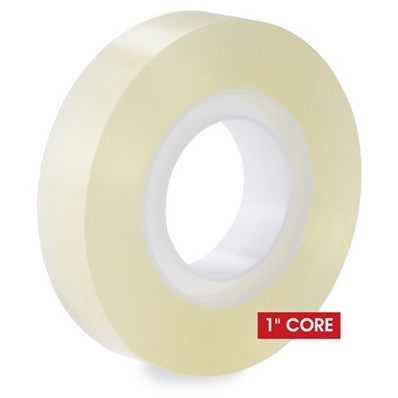 "3M 665 Permanent Double Sided Film Tape 1/2"" x 75 Feet"