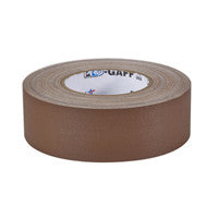 "P-665 Gaffers Tape 2"" Brown"