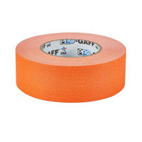 "P-665 Gaffers Tape 2"" Fluorescent Orange"