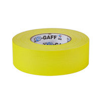 "P-665 Gaffers Tape 2"" Yellow"