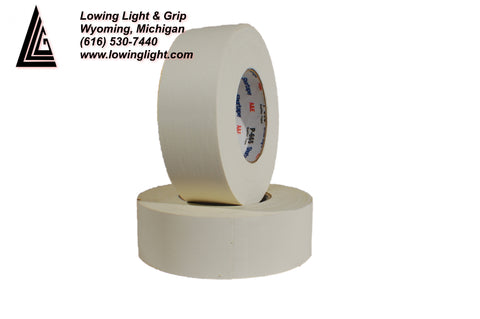 "P-665 Gaffers Tape 2"" White"