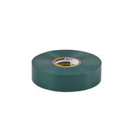 Scotch Professional Super 35 Vinyl Electrical Tape Green