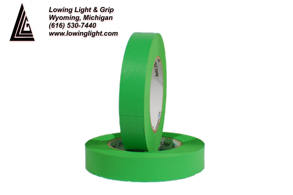 "Paper Tape 1/2"" Green"