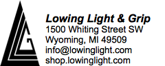 Lowing Light & Grip Online
