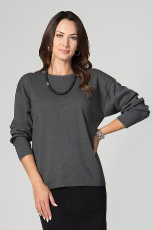 Long Sleeve Big T - New Orleans Knitwear - Tops - Sweaters