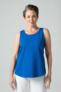 "26"" Sleeveless Scoop Neck Tank"