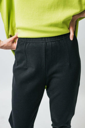 "30"" Deck Pant with Side Slits"