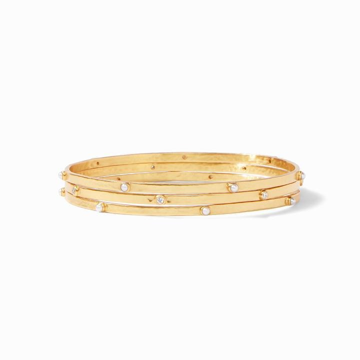 Crescent Bangle - Julie Vos