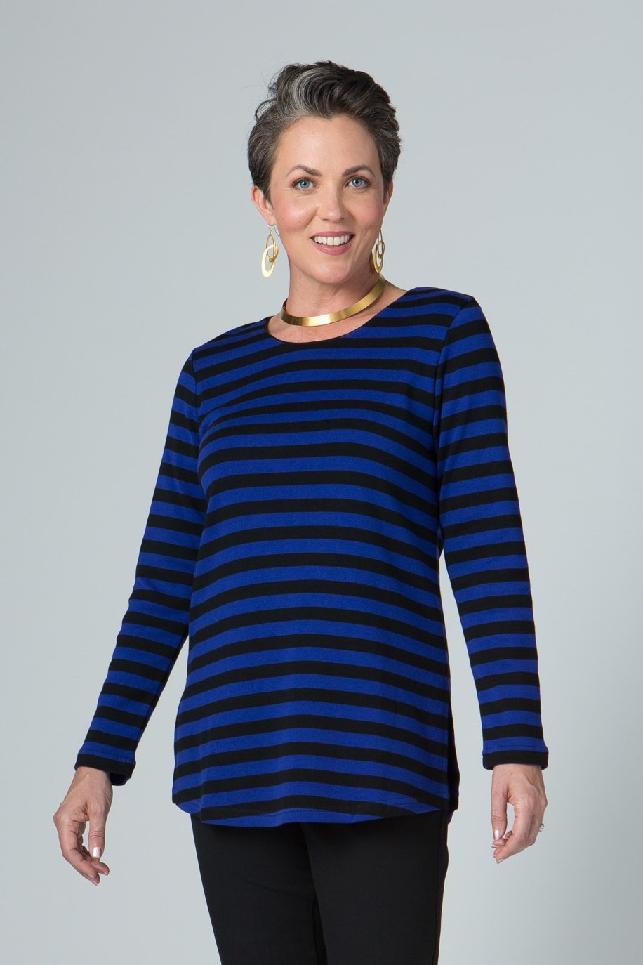 "29"" Long Sleeve Tunic"
