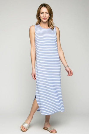 "48"" Long Tank Dress - New Orleans Knitwear - Dresses - Casual"