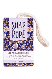 Soap on a Rope - Lavender
