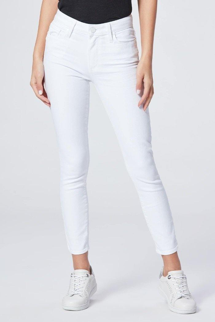 Hoxton Ankle - Crisp White - Paige - Bottoms - Jeans