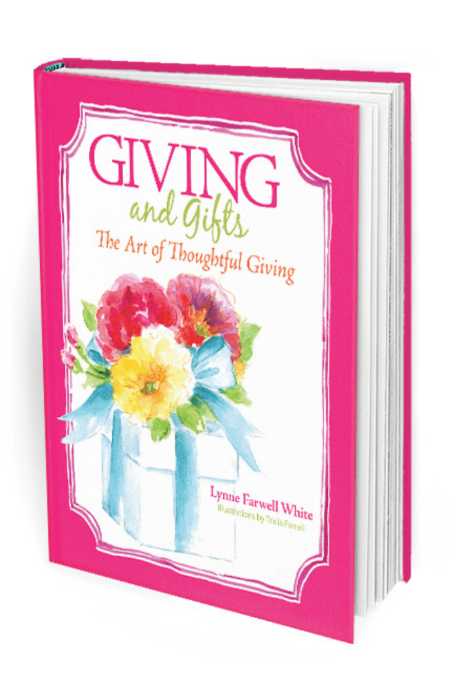 Giving & Gifts by Lynne Farwell White