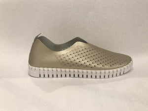 The Perfect Shoe - Metallic - Ilse Jacobsen