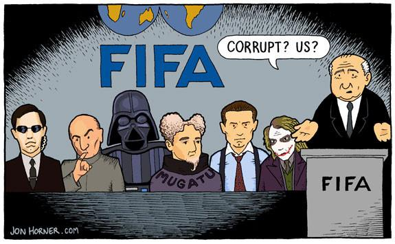FIFA and Corruption: overcoming the problems in soccer's governing body