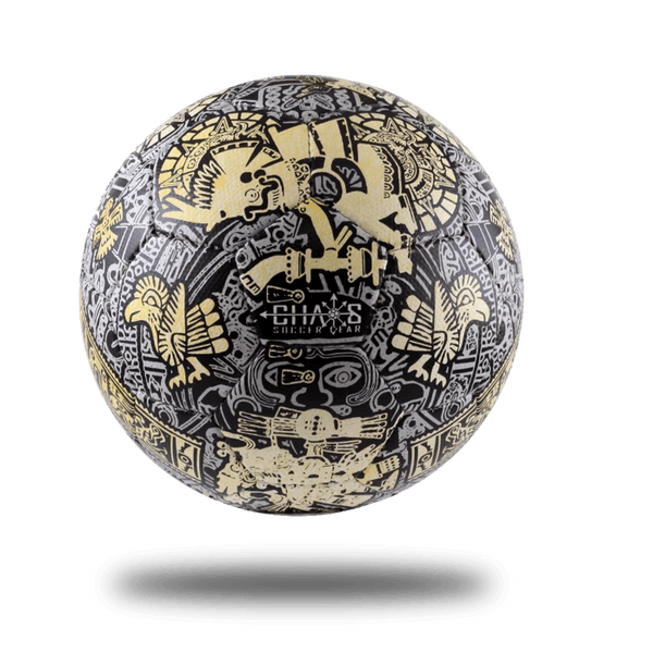 Chaos Soccer Gear | The Aztec Soccer Ball | Unique Soccer Ball - Chaos Soccer Gear