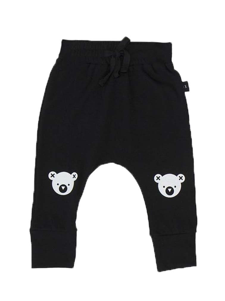 Bear Legs Drop Crotch Pant