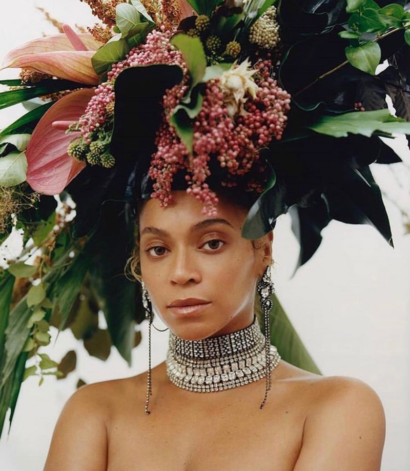 BEYONCE for Vogue's September Issue
