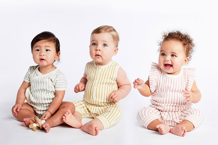 Stripes Away: Summer Basics for Babies