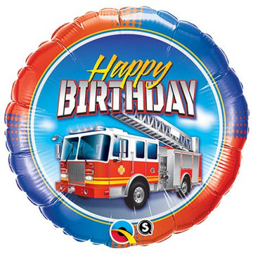 Happy Birthday Firetruck - 18