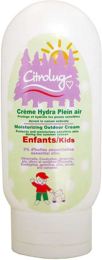Citro Bug Moisturizing Outdoor Cream