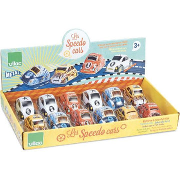 Speedo Cars