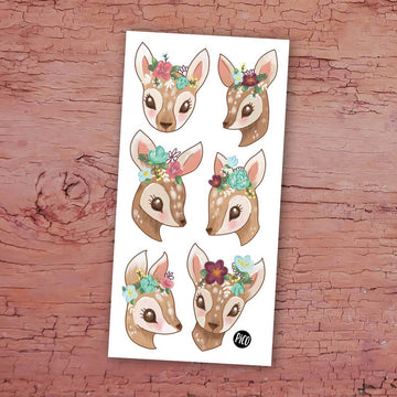 Temporary Tattoos | Little Deers