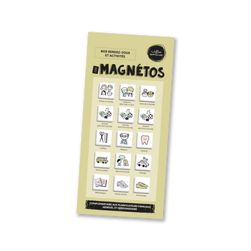 Magnets - Appointments and Activities