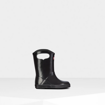 Classic Pull-On Rain Boots | Glossy