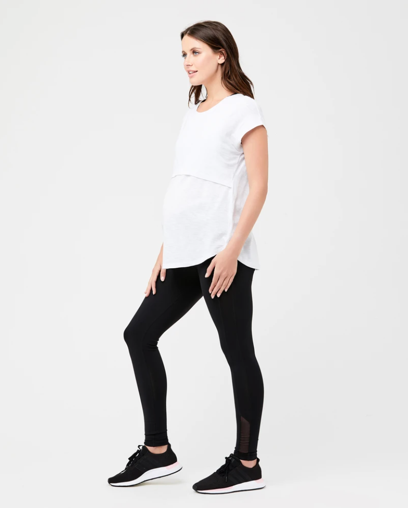 Active Over Tummy Maternity Legging