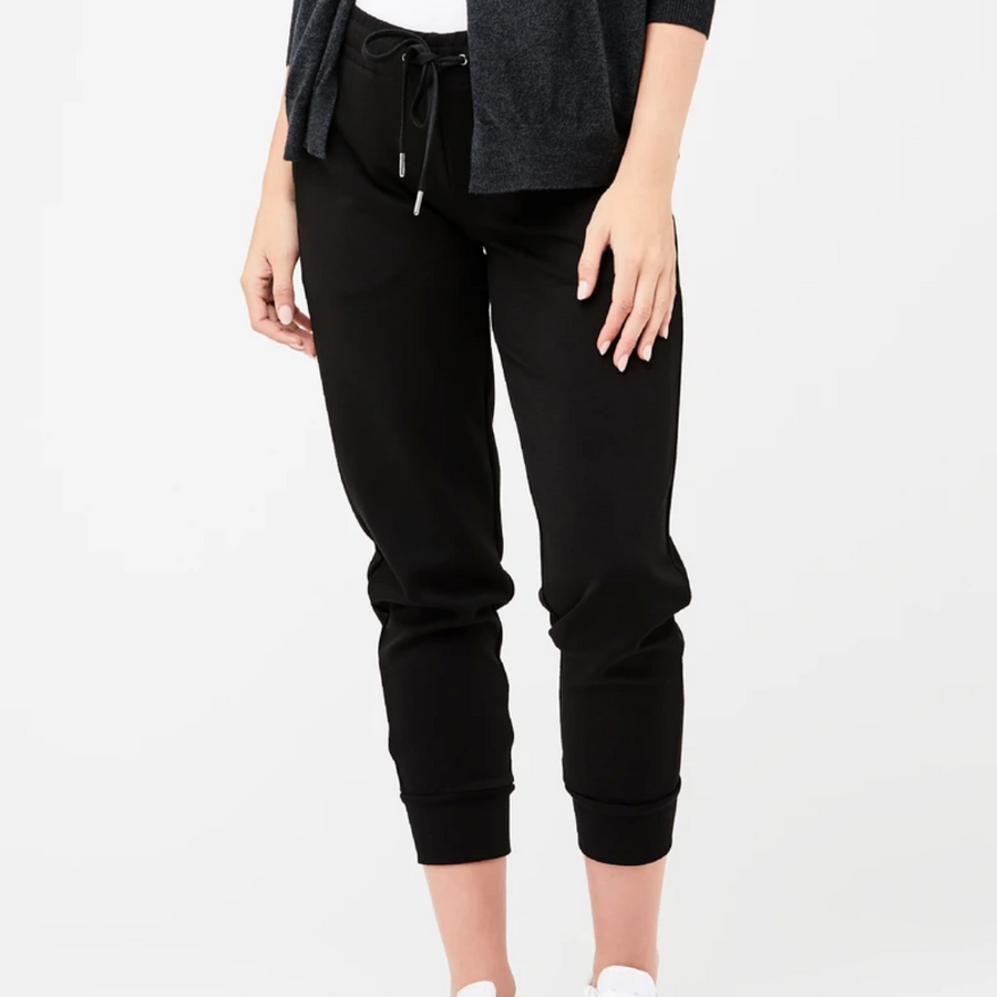 Super Soft Scuba Jogger-Black