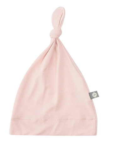 Knotted Cap | Blush