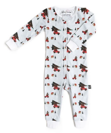 Holiday Cheer Infant Romper