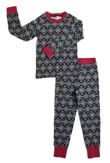 Winter Wonderland Kids Pajama Set