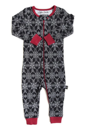 Winter Wonderland Infant Romper