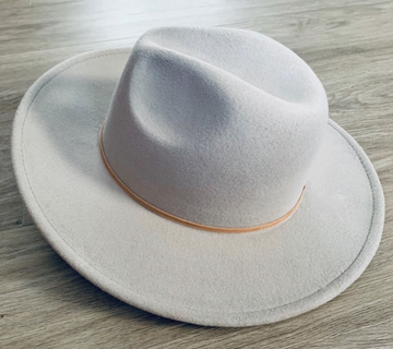 Ladies Felt Panama Hats
