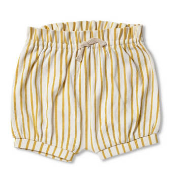 Organic Cotton Bloomer Shorts