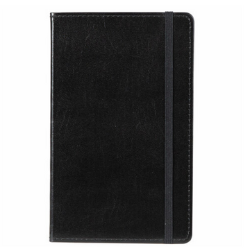 Leather Journal | Black