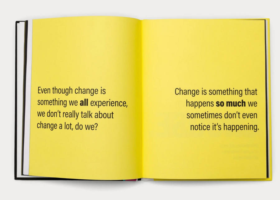 A Kids Book About | Change