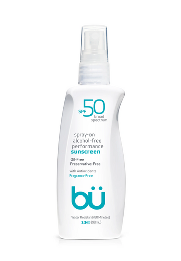 SPF 50 Alcohol-Free Spray Fragrance Free