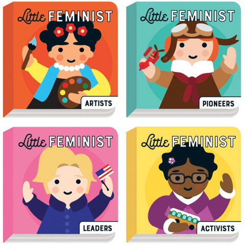 Little Feminist Locked Diary